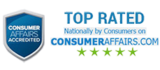 American Residential Warranty is 5 stars accredited by Consumer Affairs